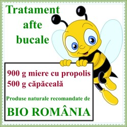 tratament afte bucale