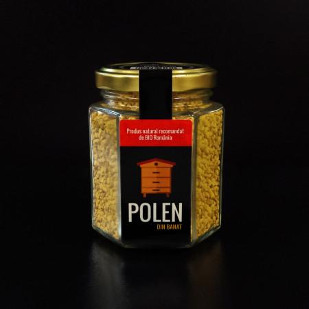 Polen bio (ecologic) uscat